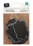 Fancy Chalkboard Labels - DIY Shop - American Crafts