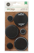 Flair Chalkboard Badges - DIY Shop - American Crafts