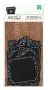 Frames Die Cut Chalkboard - DIY Shop - American Crafts