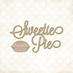 Sweetie Pie Laser Cut Chipboard - Blue Fern Studios