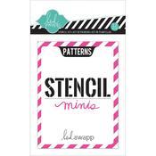 Patterns Mini Stencils Kit - Heidi Swapp