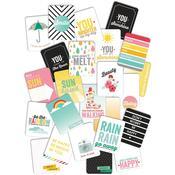 Hello Sunshine Pocket Cards - Pink Paislee