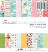 Garden Party 6 x 6 Paper Pad - Pebbles