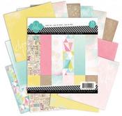Dreamy 6 x 6 Paper Pad - Heidi Swapp