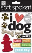 I Heart My Dog Paw Prints - Me And My Big Ideas