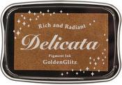 Golden Glitz Ink Pad