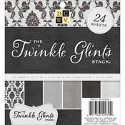 Twinkles Glints 6 x 6 Stack Pack - Die Cuts With A View