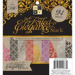 The Foiled Elegance 6 x 6 Paper Stack - Die Cuts With A View