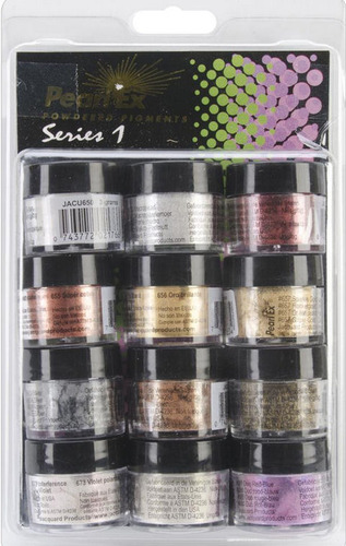 Series 1 Powdered Pigments