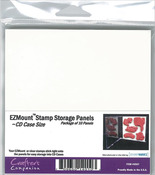 EZMount Stamp Storage CD Case Panels - Crafters Companion