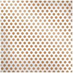 Copper Dot Sheer Paper - Sheer Metallic - We R Memory Keepers
