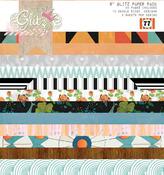 77 6 x 6 Paper Pad - Glitz