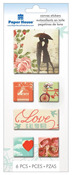 Romance Canvas Stickers - Paper House