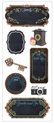 Family Chalkboard Stickers - Paper House