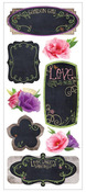 Garden Chalkboard Stickers - Paper House