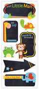 Baby Boy Chalkboard Stickers - Paper House