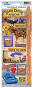 Grand Canyon Cardstock Stickers - Paper House