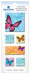 Butterflies Canvas Stickers - Paper House