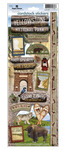 Yellowstone Cardstock Stickers - Paper House