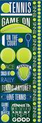 Tennis Stickers - Reminisce