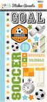 Goal Sticker Accents - Echo Park