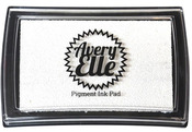 Pure White Ink Pad - Avery Elle