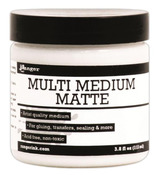 Matte Multi Medium 4oz Jar
