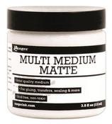 Matte Multi Medium 4oz
