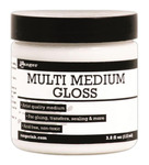 Gloss Multi Medium 4oz Jar - Ranger