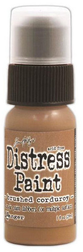 Brushed Corduroy Distressed Paint - Tim Holtz