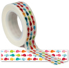 Summer Fishes Trendy Washi Tape - Queen & Company