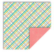 Plaid/Polka Paper - Summer - Queen & Co