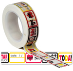 Magic Tickets Washi Tape - Queen & Co
