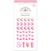 Cupcake Arrow Assortment Sprinkles - Doodlebug
