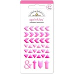 Bubblegum Arrow Assortment Sprinkles - Doodlebug