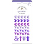 Lilac Arrow Assortment Sprinkles - Doodlebug