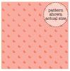 Coral Sprinkles Vellum Sheet - Doodlebug