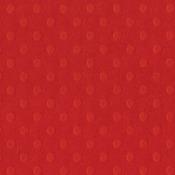 Fireball 12 x 12 Dotted Swiss Cardstock - Bazzill