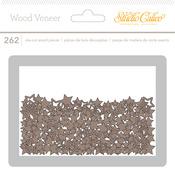 Star Natural Wood Veneer Shapes - Essentials - Studio Calico