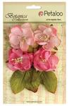 Pink Botanica Blooms - Botanica Collection - Petaloo