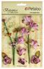 Purple Floral Ephemera - Botanica - Petaloo