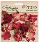 Red Botanica Mini Flowers - Petaloo
