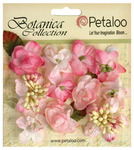 Pink Botanica Mini Flowers - Petaloo