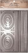 Tim Holtz Metallic Frames & Trims