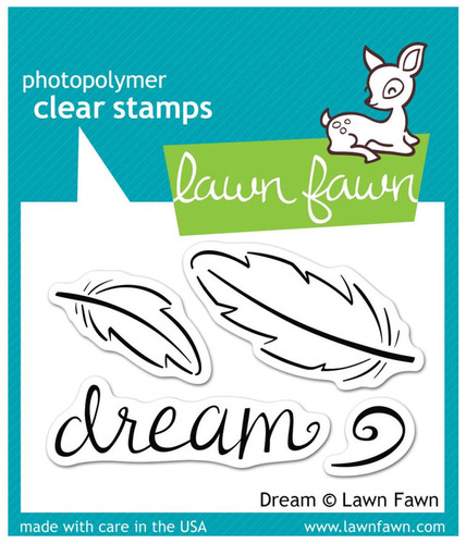 Dream Clear Stamps - Lawn Fawn