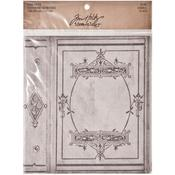 Diary Worn Cover - Tim Holtz