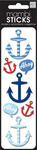 Ahoy Anchors Mambi Stickers