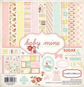Baby Mine Girl Collection Kit - Carta Bella