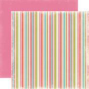 Stripes Paper - Summer Lovin' - Carta Bella