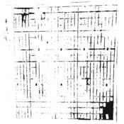 Sketch Grid 6 x 6 Stencil - The Crafters Workshop
